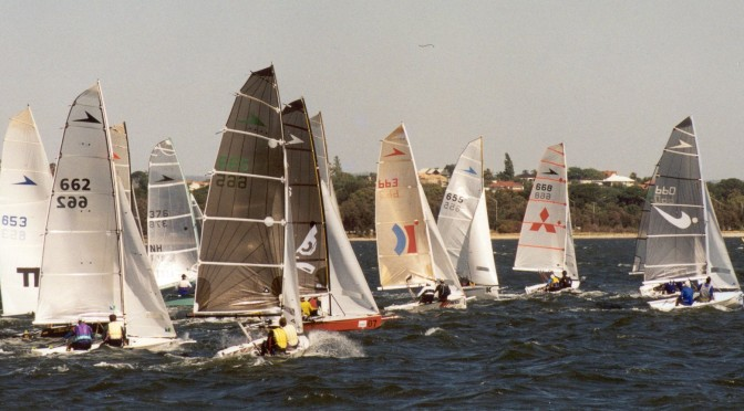 Winners of the Australian Championships