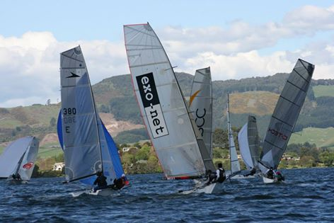 NZL Regatta Season Kick Off